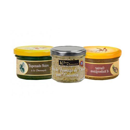 Olives, Chutneys & Spreads
