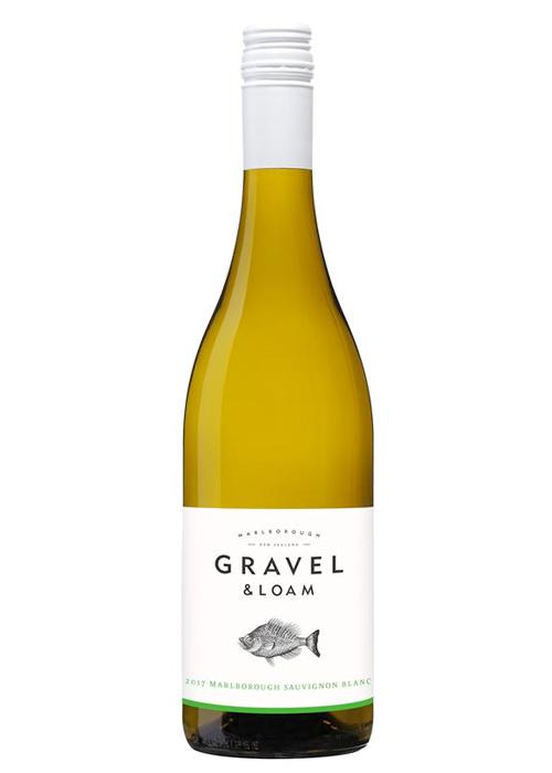 Gravel and Loam Sauvignon Blanc - Marlborough - The French