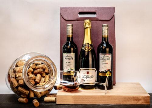 Alcohol Free Wine Gift Set