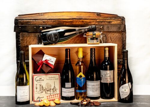 With a name like the 'French Prestige Wine Hamper' we don't need to tell you that this hamper is a selection of all the best wines from France. Ooh la la indeed!