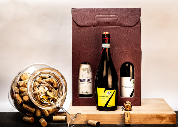 Our Organic & Vegan Wine Trio is presented in an attractive gift box and makes the perfect gift for anyone who prefers 'raw' wine.