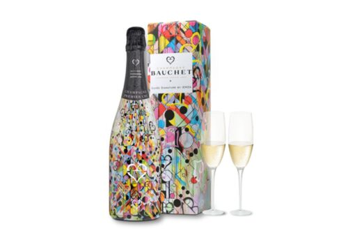 This is a truly unique gift for that someone special this Christmas. A limited edition bottle of champagne in a specially designed presentation box